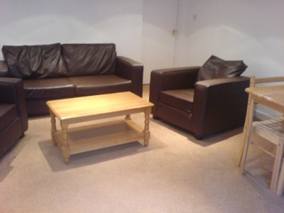 spacious ground floor apartment fallowfield