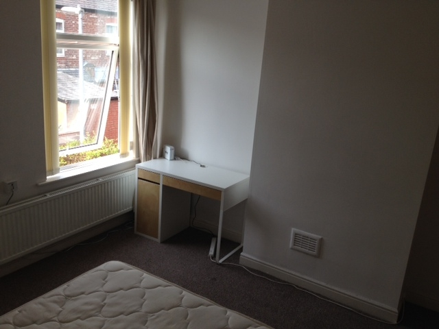 house share fallowfield double bedroom